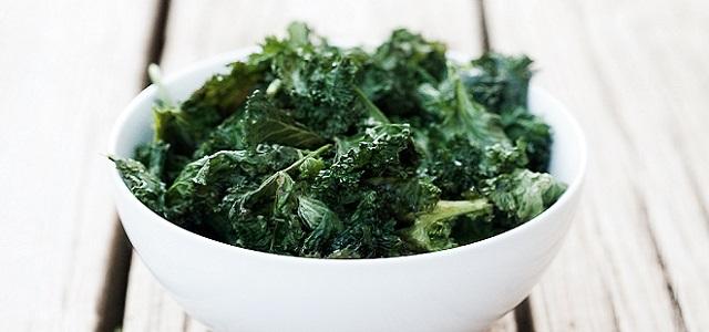 KALE CHIPS ένα μοναδικό veggie snack