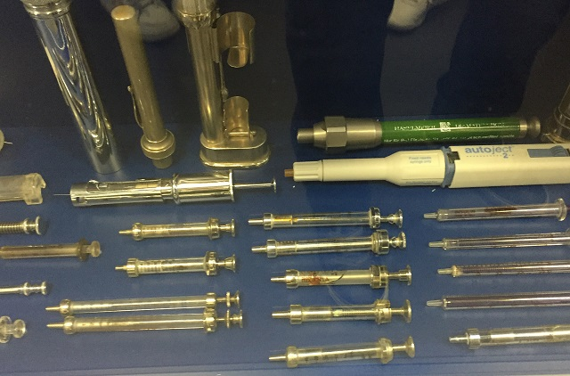 μουσείο διαβήτη adpd