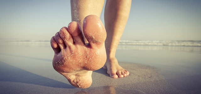 Διαβήτης: η φροντίδα των ποδιών το καλοκαίρι