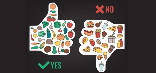 Καλές και Κακές Τροφές Διαβήτης
