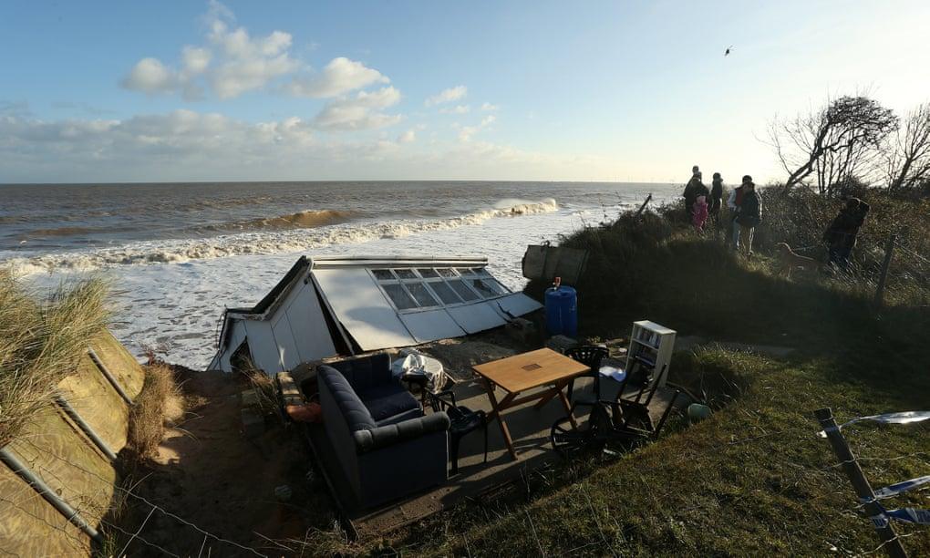 πλημμύρες πλήττουν τα τελευταία χρόνια την αγγλία