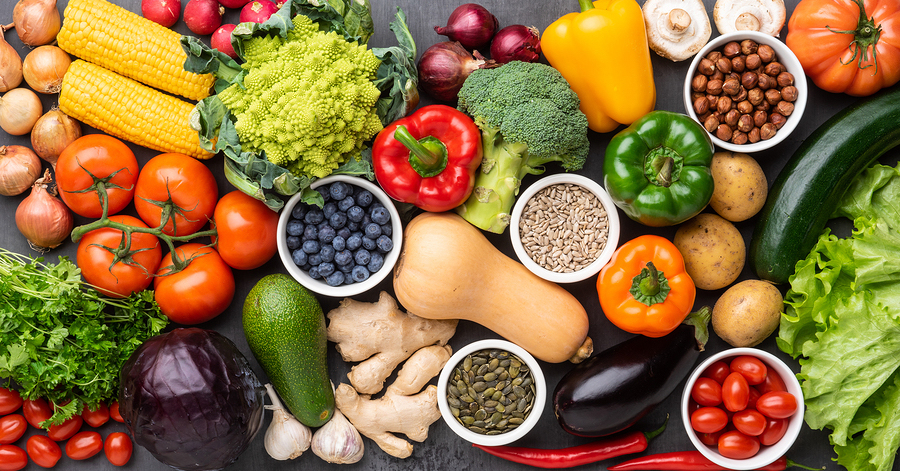 η λουτεΐνη στα τρόφιμα