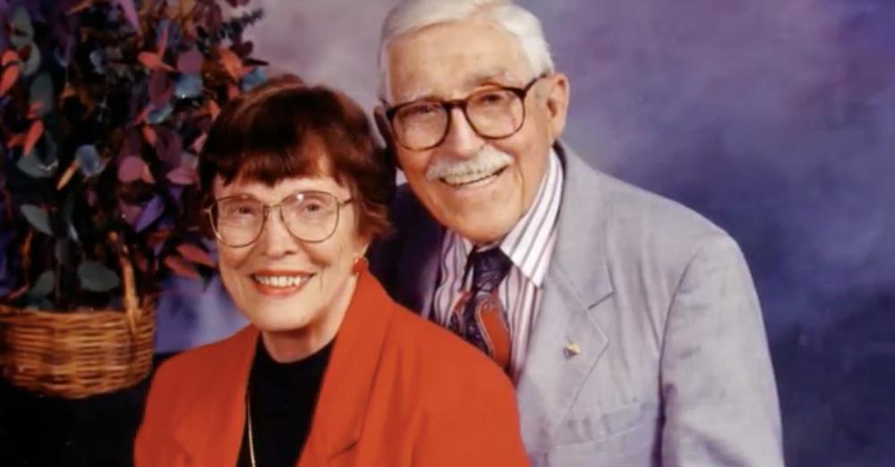 Η Helen και ο σύζυγός της Alfred